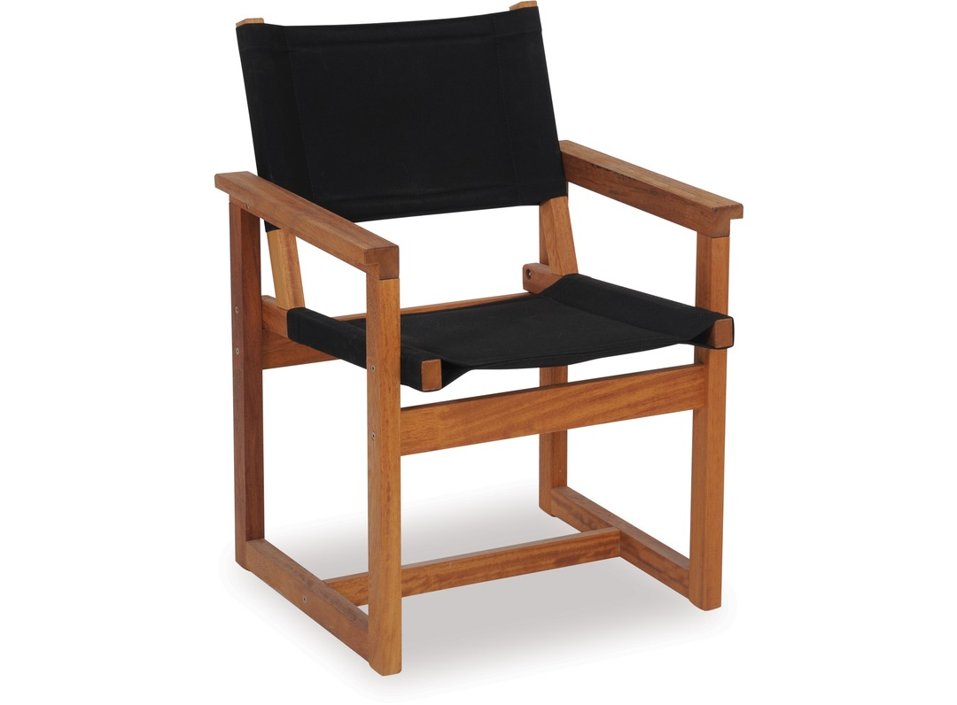 E2 Outdoor Chair - Natural Stain