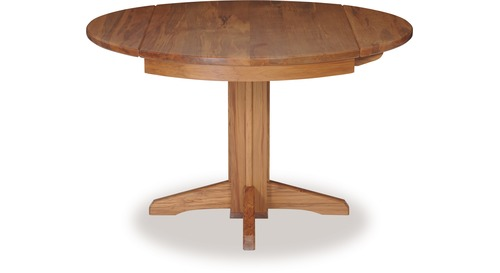 Avondale Double Drop-Leaf Dining Table - Rimu
