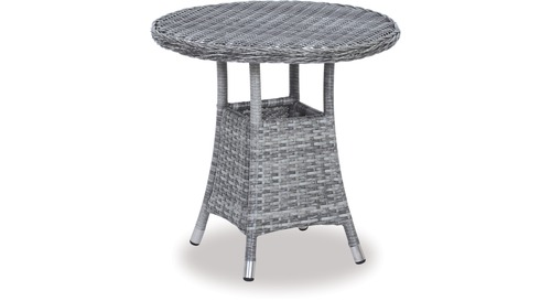 Baja 600 Round Outdoor Side Table