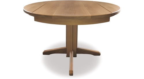 Avondale Double Drop-Leaf Dining Table - Oak