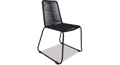 Alfresco Nissi Rope Dining Chair - Special Buy While Stocks Last!